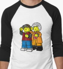 Back To The Future Lego T-Shirt
