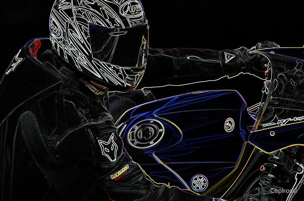 Neon Racer by Capirossi