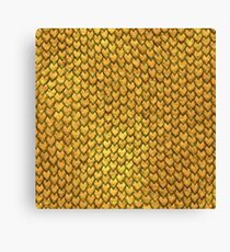 Dragon or Snake Scales - (Designs4You) Canvas Print