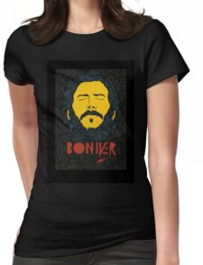 Bon Iver Womens Fitted T-Shirt