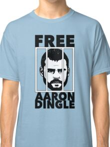 Free Aaron Dingle Classic T-Shirt