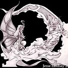 moon fairy by jesse lindsay