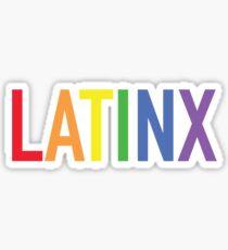 Latinx Pride Sticker