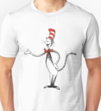 Cat in da hat Unisex T-Shirt
