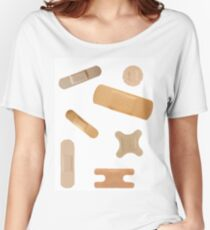 bandaid Women's Relaxed Fit T-Shirt