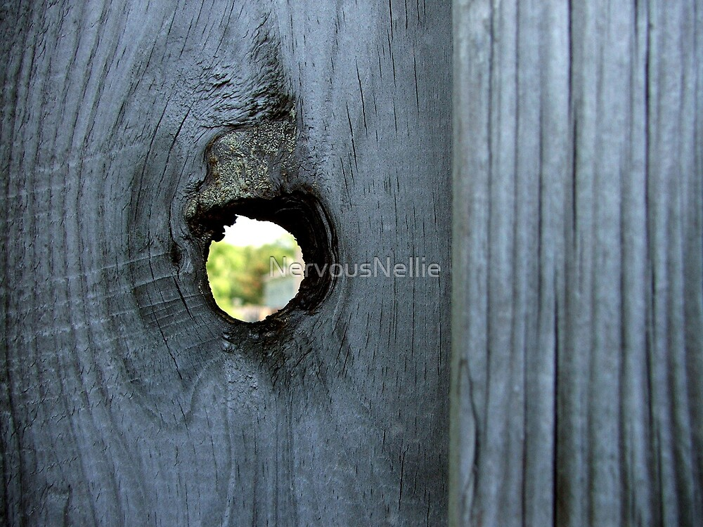 Peephole by NervousNellie