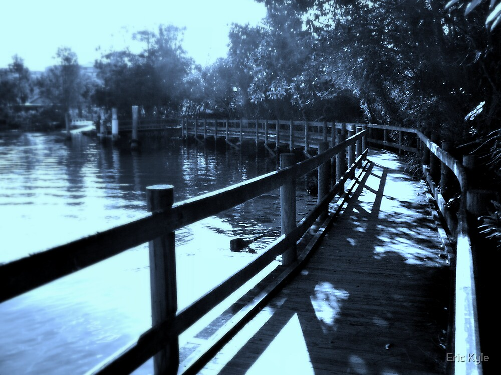 CONTINUOUS BOARDWALK by Eric Kyle