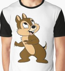 chip and dale #2 Graphic T-Shirt