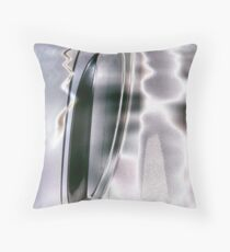 pool of thought Throw Pillow