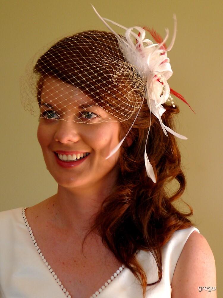 Beautiful Bride by gregw