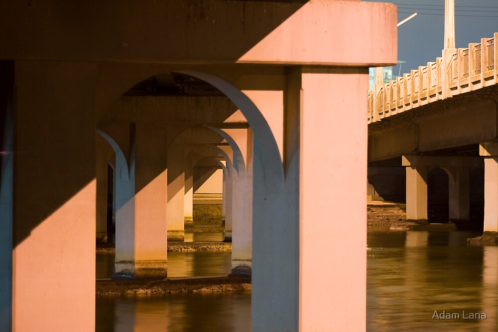 Under the Bridge by Adam Lana