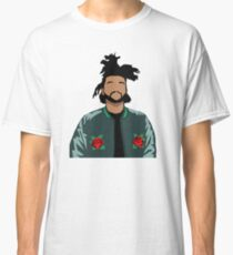Weeknd Roses Classic T-Shirt