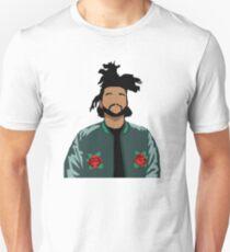 Weeknd Roses Unisex T-Shirt