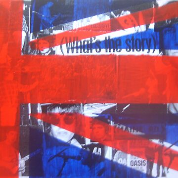 Collage Union Jack by Housh68