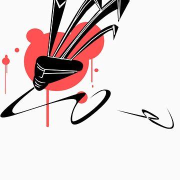 ninja claws by damblock