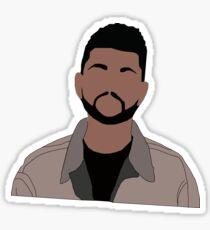 The Weeknd Sticker