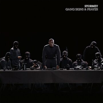 Gang Signs And A Prayer Stormzy by thebiglezowski