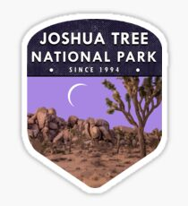 Joshua Tree National Park 2 Sticker