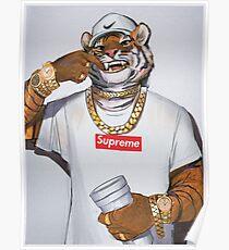 Trap Tiger Poster