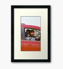 Donald Glover CHILDISH Framed Print