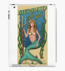 Mermaid Bath Salts iPad Case/Skin