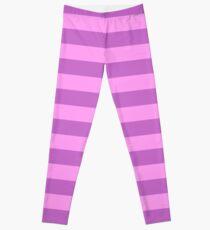 Schmetterlings-Prinzessin Stripes Leggings
