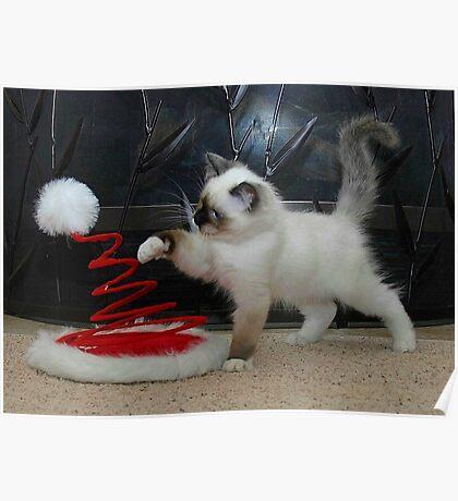 Santa's Helper (No Words) Poster