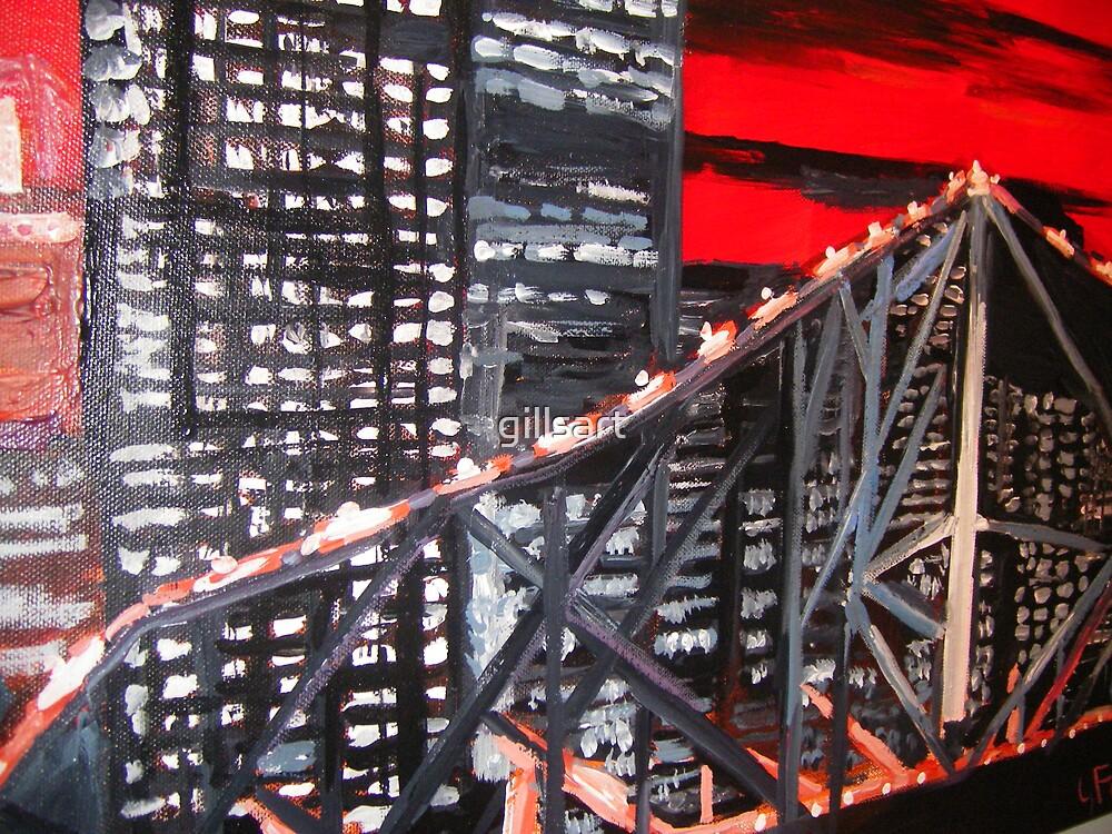 Storey Bridge  by gillsart