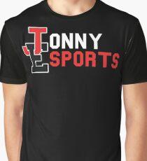 Jonny Esports (White Font) Graphic T-Shirt