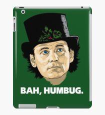 Bah, Humbug. iPad Case/Skin