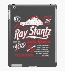 Ray Stantz Auto Repair iPad Case/Skin