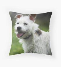 Squidge Throw Pillow