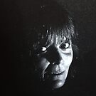 A dramatic portrait of Eileen Dietz by John Gaffen
