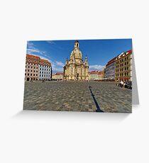 Dresden 30 Greeting Card