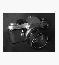 Analog Photographic Print
