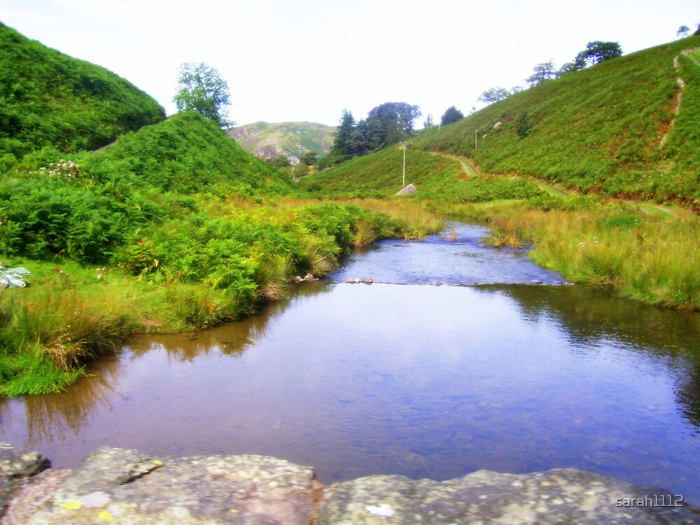 Stream near Sandwick, Lake District by sarah1112