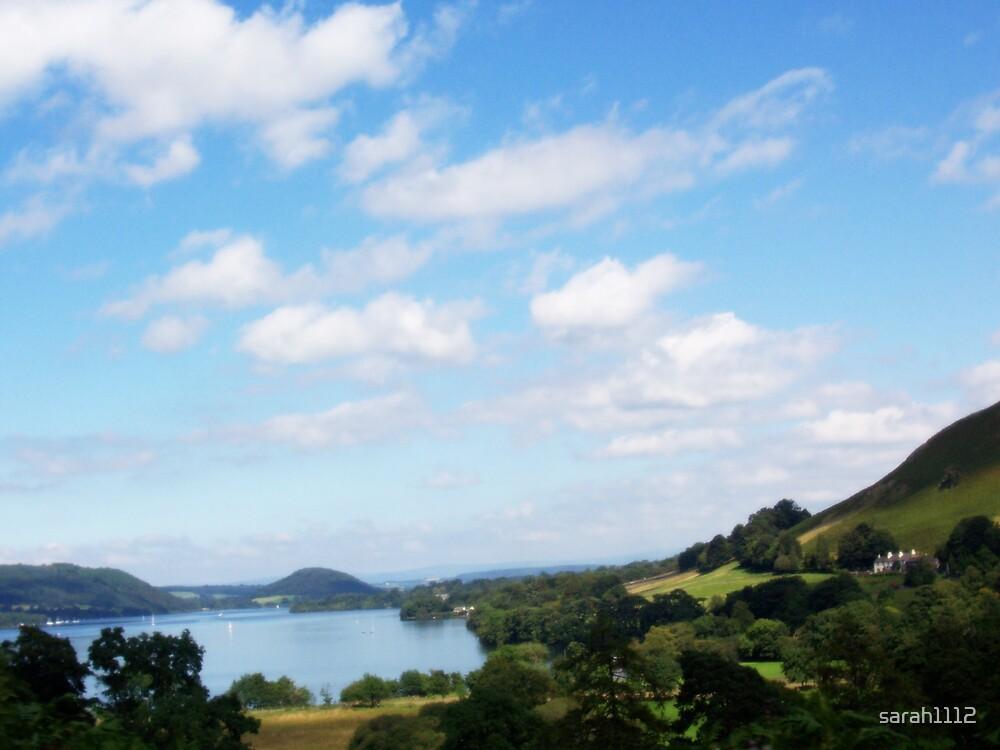 Lake Ullswater by sarah1112