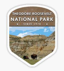 Theodore Roosevelt National Park 2 Sticker