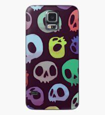 Skulls Case/Skin for Samsung Galaxy