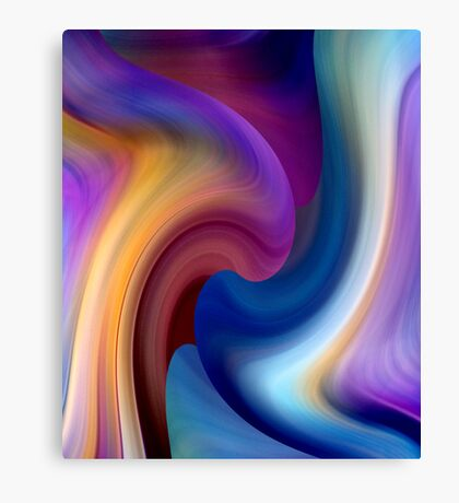 Sensual Canvas Print