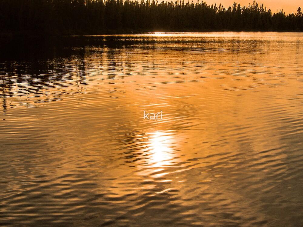 Reflections by kari