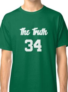 Paul Pierce - The Truth Classic T-Shirt