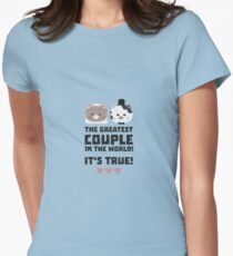 Greatest Couple in the World Its true R3j3h T-Shirt