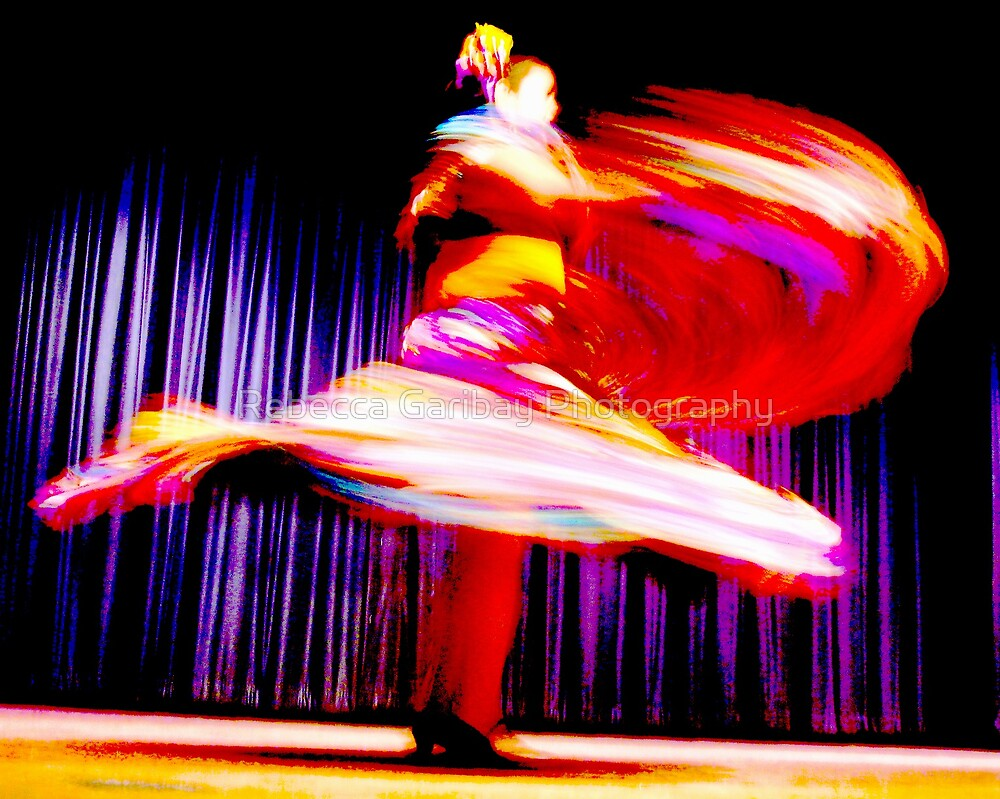 Dancer by Rebecca Garibay Photography