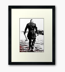 vikings Framed Print