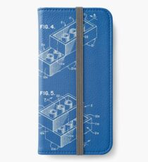 Lego Brick iPhone Wallet/Case/Skin