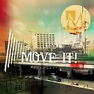 Move It! by Faizan Qureshi