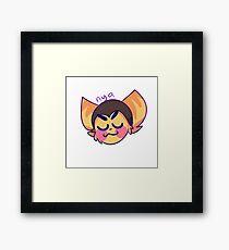Ratchet's Nyas Framed Print