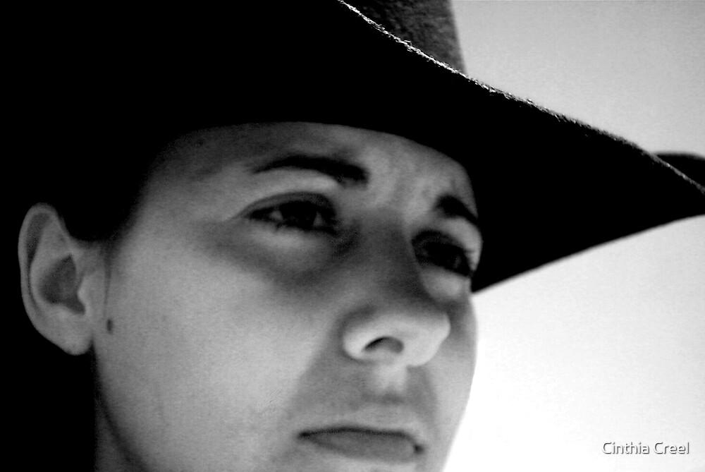 Hard Eyes by Cinthia Creel