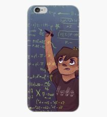 Romy + Math iPhone Case